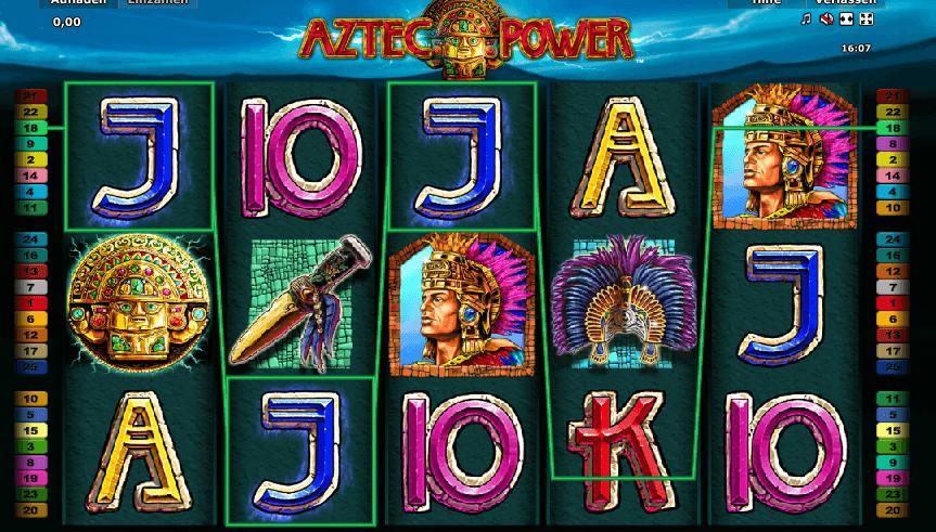 Aztec Power Slot