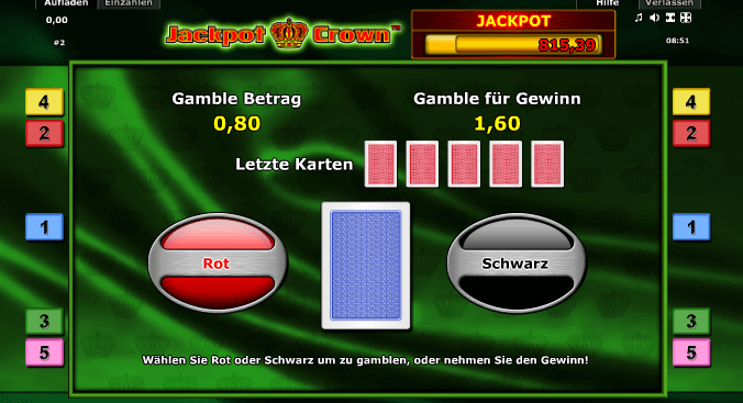 Jackpot Crown Gamble