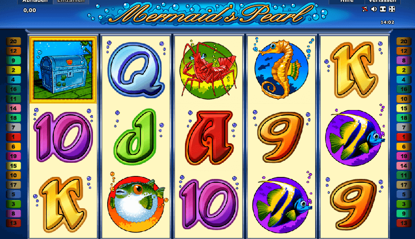 Spiele PrinceГџ Mermaid - Video Slots Online