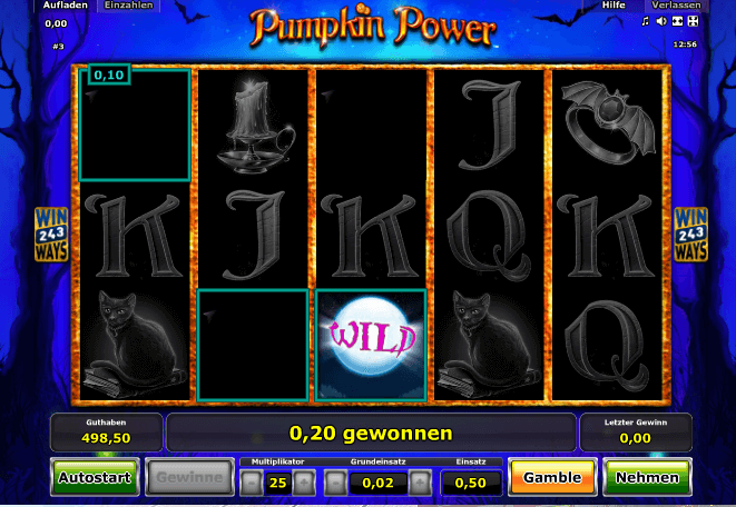 Pumpkin Power spiel