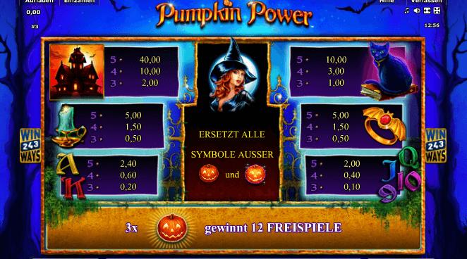 Pumpkin Power spielen