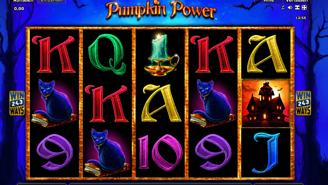 Pumpkin Power