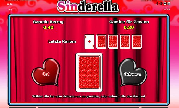 Sinderella gamble