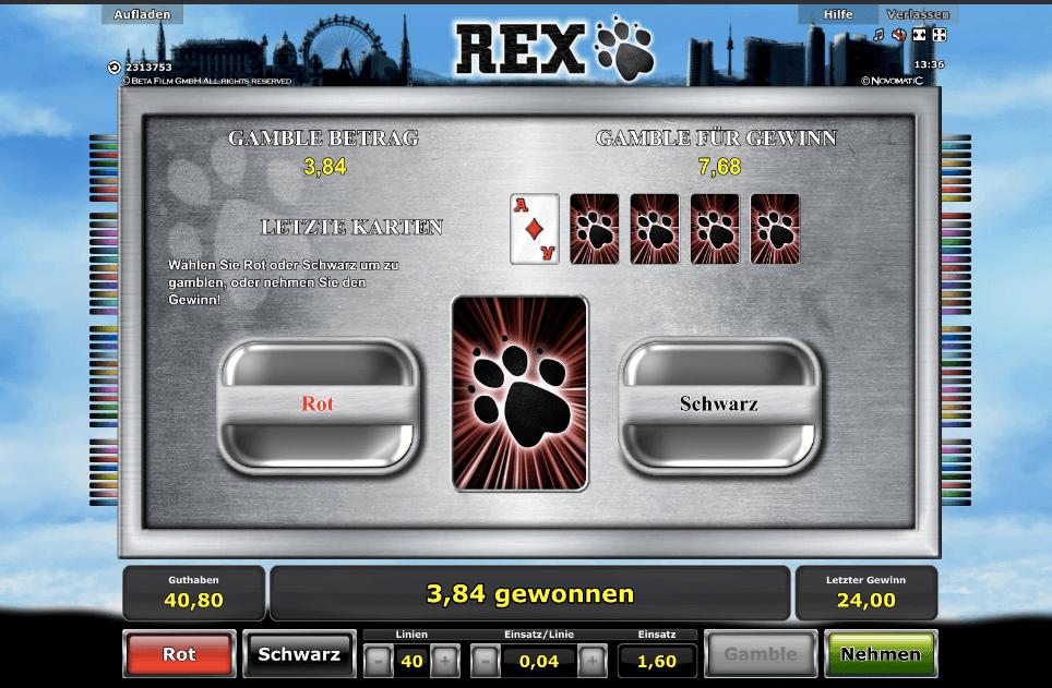Rex Gamble