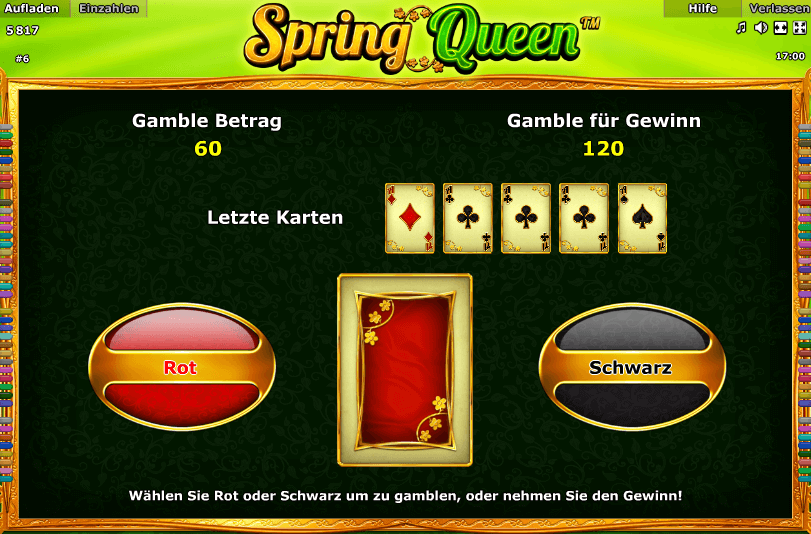 Spring Queen Gamble
