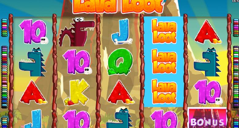 lava loot spielen