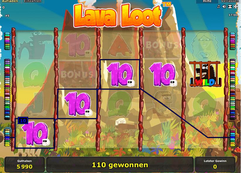 Lava Loot Bonus